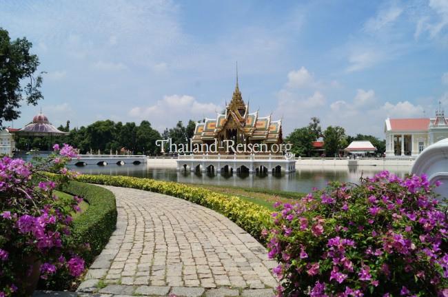 Bang Pa In in der Provinz Ayutthaya