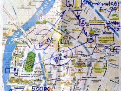 Bangkok Rundfahrt