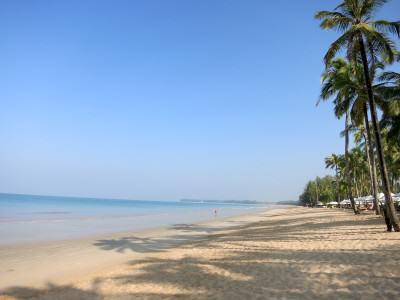 Die beste Reisezeit für Thailand am Strand