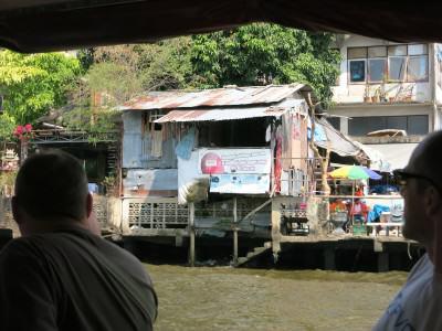 Bootstour auf dem Chao Phraya