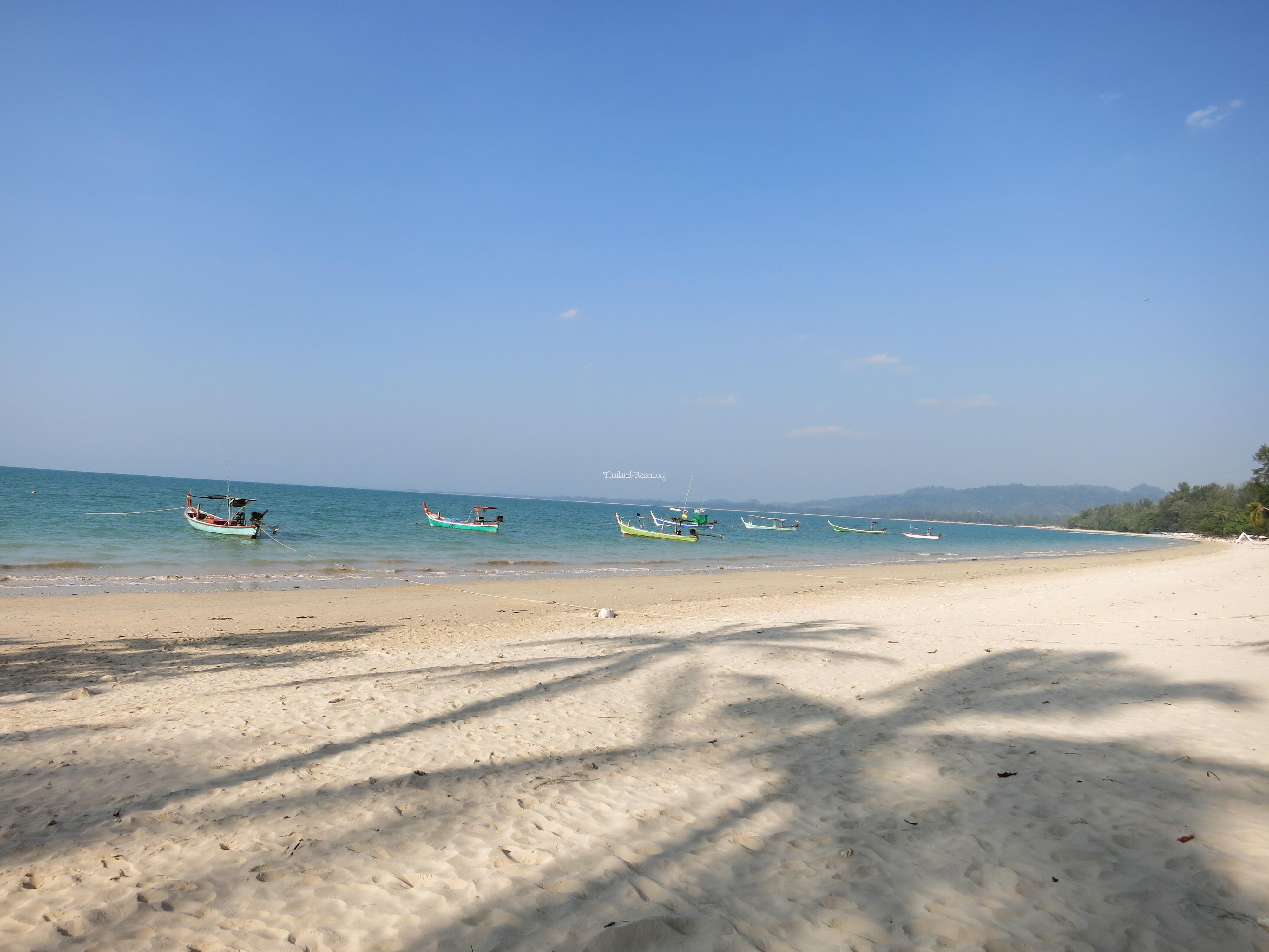 Die besten strände in thailand für den strandurlaub
