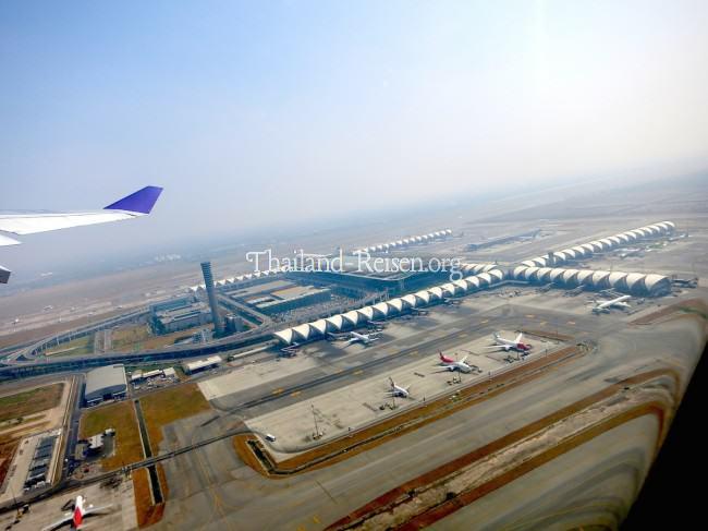 Flughafen Bangkok-Suvarnabhumi