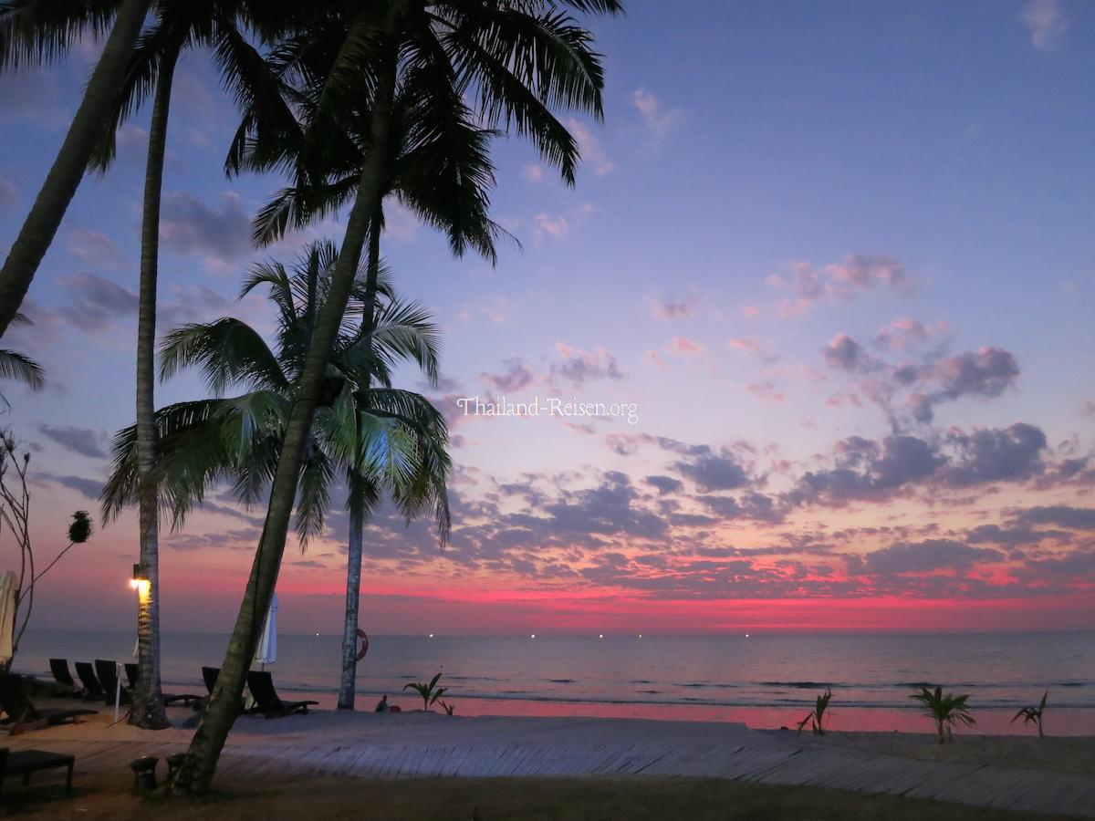 Reiseklima für Thailand