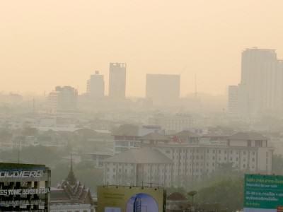 Smog in Bangkok