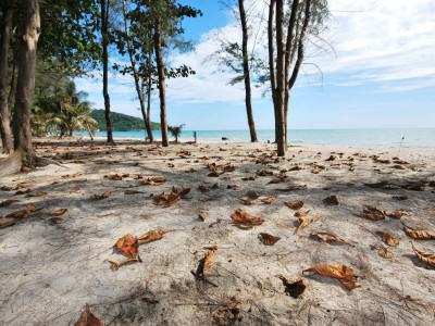 Naturstrand auf Koh Kood (Thailand)