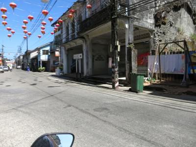 Takua Pa Old Town (Altstadt)
