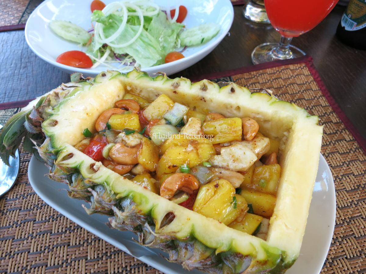 thailändisches essen bilder